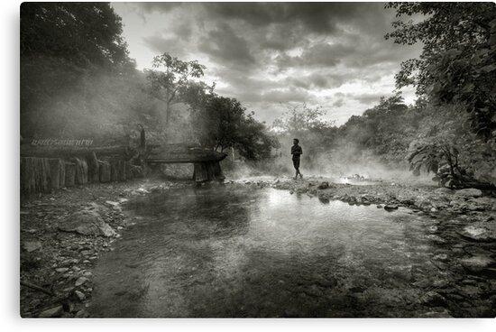 Hotsprings by laurentlesax