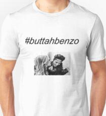 #buttahbenzo - Shay Mitchell and Ashley Benson Unisex T-Shirt