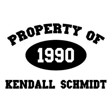 Property of Kendall Schmidt by amandamedeiros