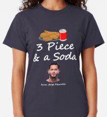 3 Stück und ein Soda! Jorge Masvidal Street Fighting MMA Classic T-Shirt