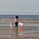 Beach Walk by constantchaos