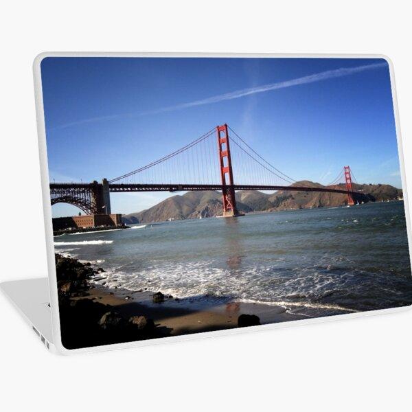 Golden Gate Bridge I Laptop Skin