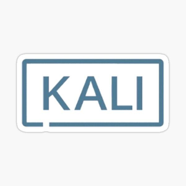 Kali Linux  Sticker