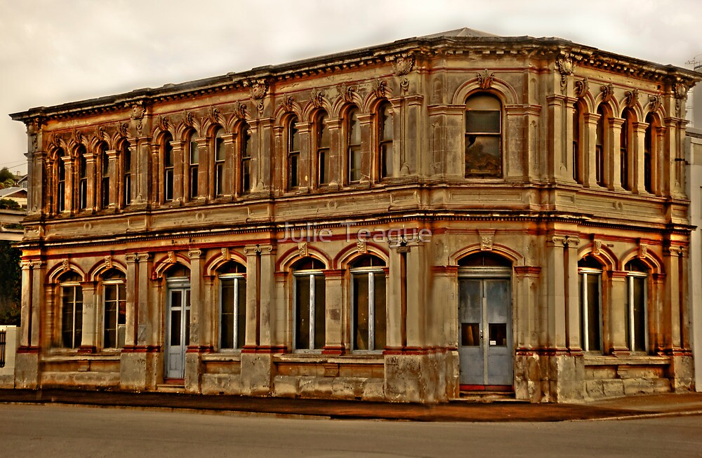 Old Building by Julie Teague