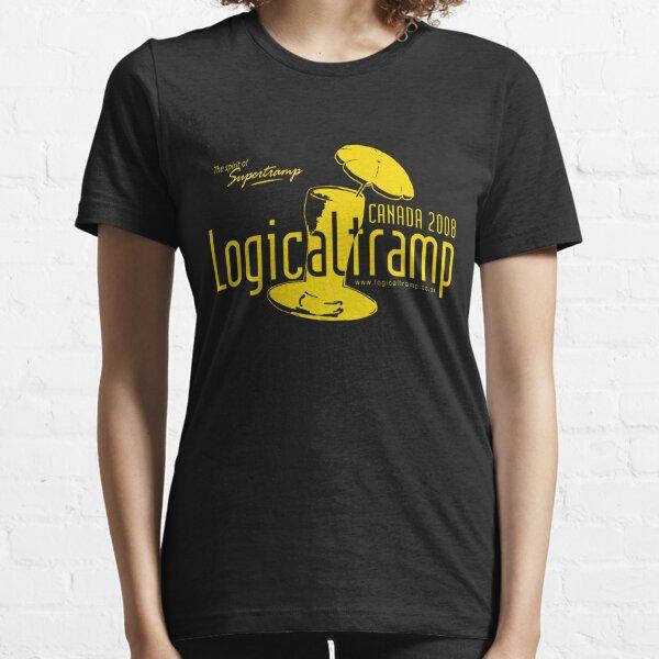 Official T-Shirt Canada Tour 2008 Essential T-Shirt