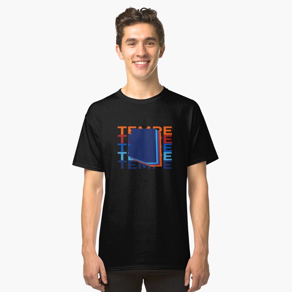 Tempe Arizona Souvenirs AZ Repeat Classic T-Shirt