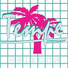 Tempe Arizona Souvenirs AZ Retro by Skylar Harris