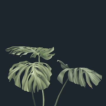 Monstera love 09 von youdesignme