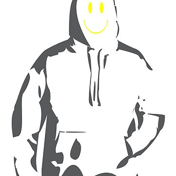 Smiley Guy Hoodie by TheFlying6