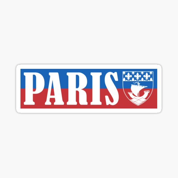 PSG - Logo supporters Sticker