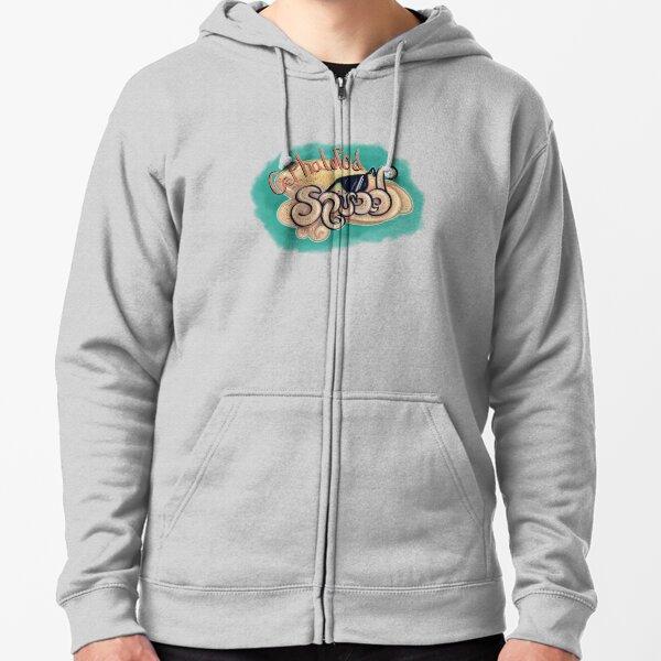 Cephalopod Squad Zipped Hoodie