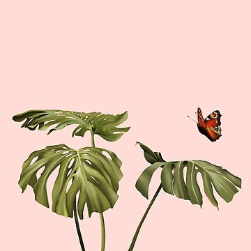 Monstera love 11 von youdesignme