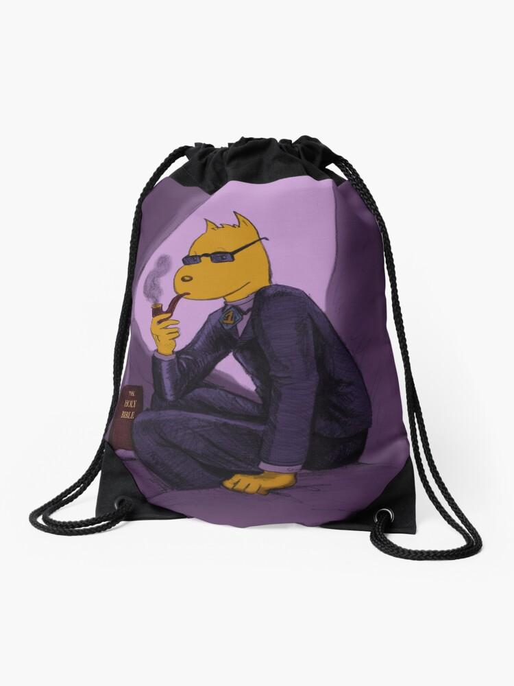 Drawstring Backpack Great Dane Bags