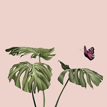 Monstera love 12 von youdesignme