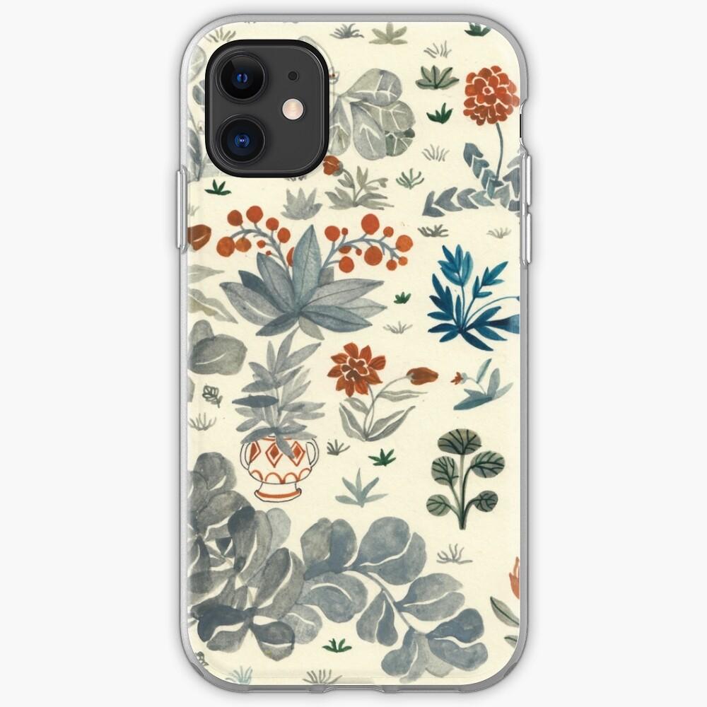 Jardin iPhone Case & Cover
