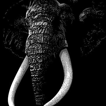 Elegant Elephant de albertocubatas
