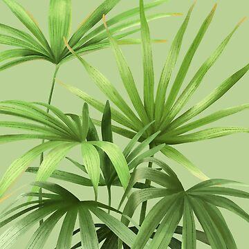 Palmen 06 von youdesignme