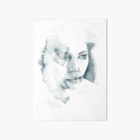 one-eyed Art Board Print