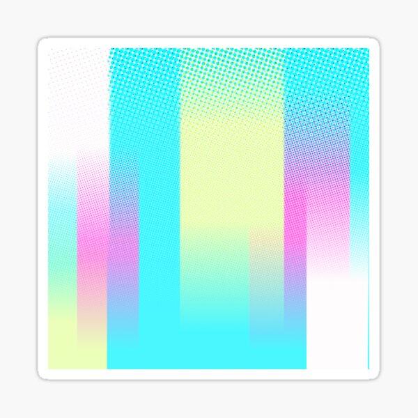 Pastel Paradise 1 Sticker