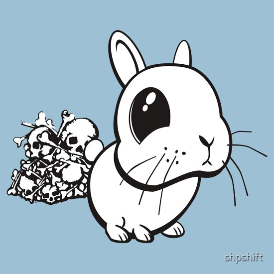 TShirtGifter presents: Bunny