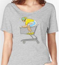 Retail Racer Women's Relaxed Fit T-Shirt