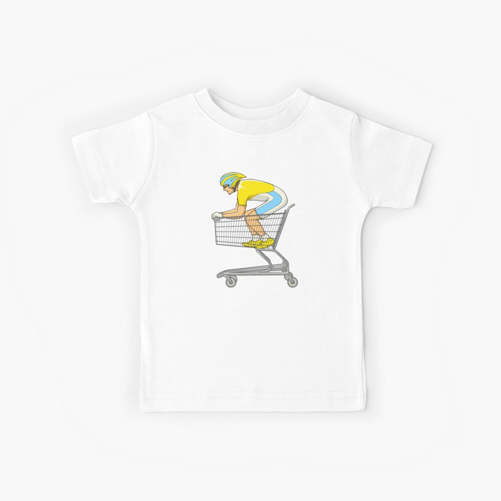 Retail Racer Kids T-Shirt