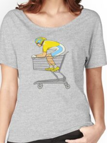 Retail Racer Women's Relaxed Fit T-Shirt