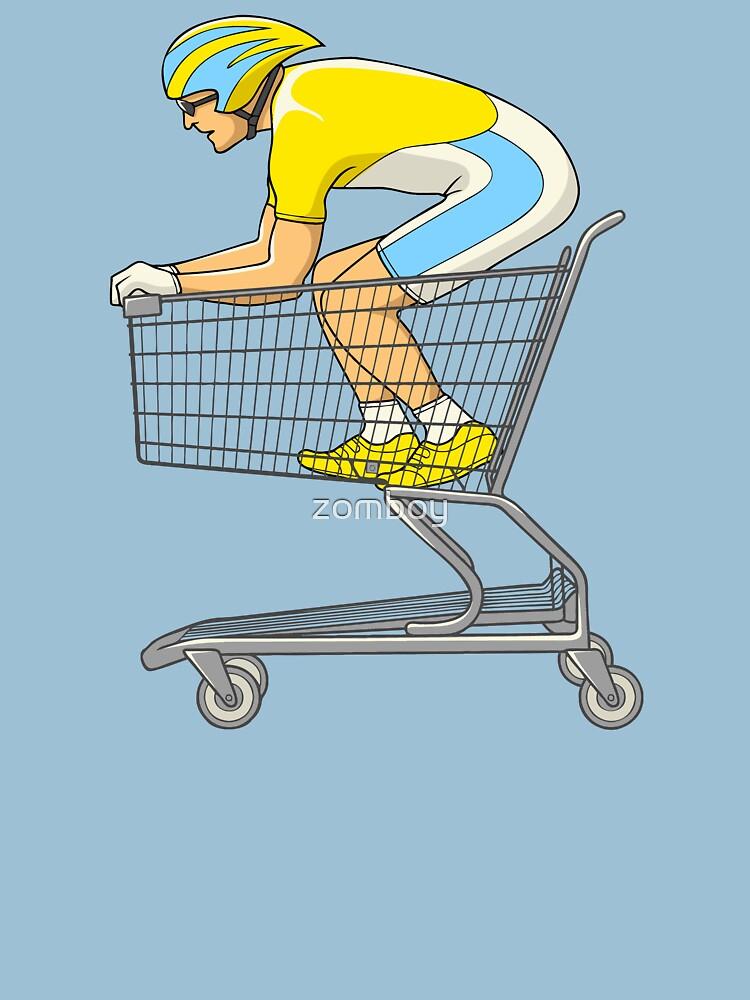 Retail Racer | Unisex T-Shirt