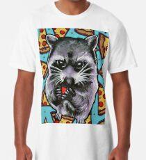 Trash Panda Finds Love Long T-Shirt