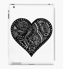 Pen & Ink  Drawing | Heart iPad Case/Skin