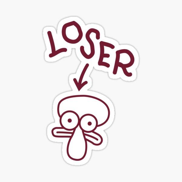 Verlierer Sticker