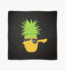 Swagger Dab Sunglasses Fruit Cool Pineapple Graphic T-shirt Summe Holidays Vacation Swag Dope Design Scarf
