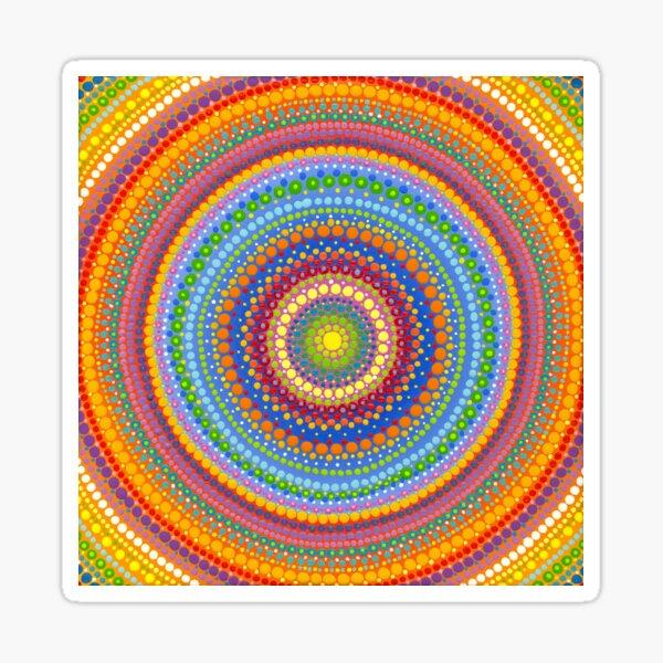 Rebirth orb Sticker