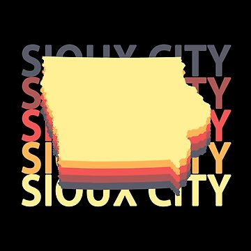 Sioux City Iowa Souvenirs IA Repeat Fire by fuller-factory