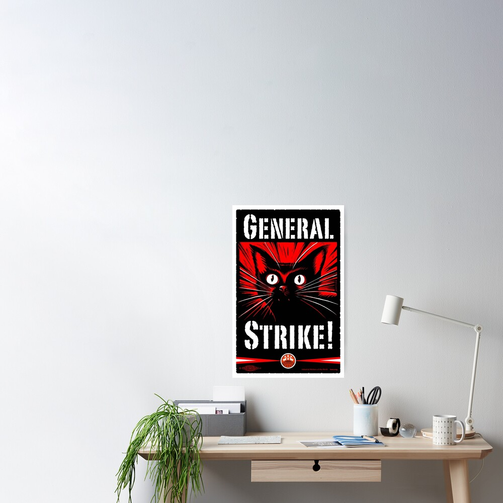 General Strike! Poster