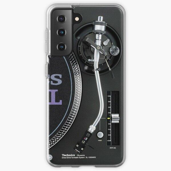Technics Dj Old School Samsung Galaxy Soft Case