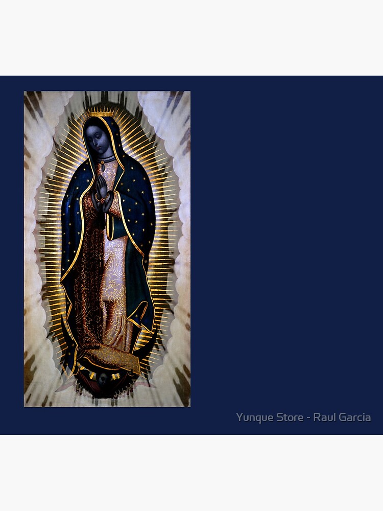 The Virgin Mary of Guadalupe  by raulgarcia314