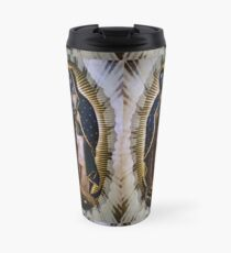 The Virgin Mary of Guadalupe  Travel Mug