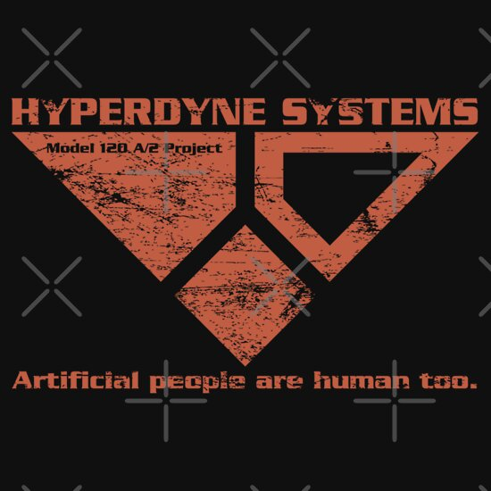 TShirtGifter presents: Hyperdyne Systems