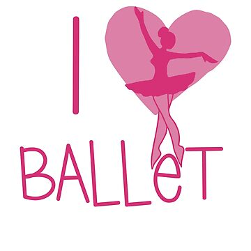 I love ballet  by Boogiemonst