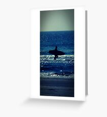 Soul Surfer Greeting Card