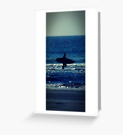 Soul Surfer Greeting Card