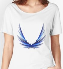 Blue Wings Women's Relaxed Fit T-Shirt