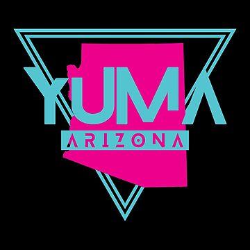 Yuma Arizona Souvenirs AZ by fuller-factory