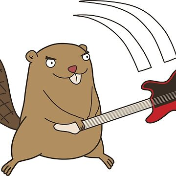 Beavers - Guitar Smash by -HG-