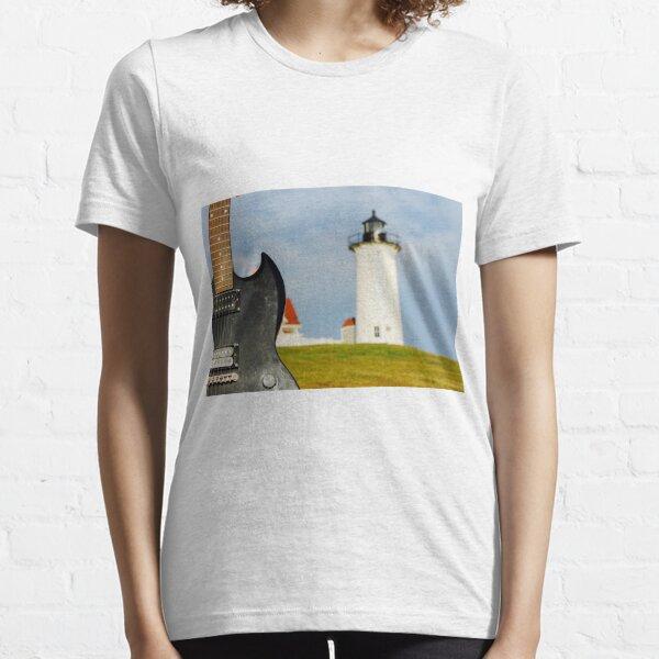 Rock & Roll Lighthouse  Essential T-Shirt