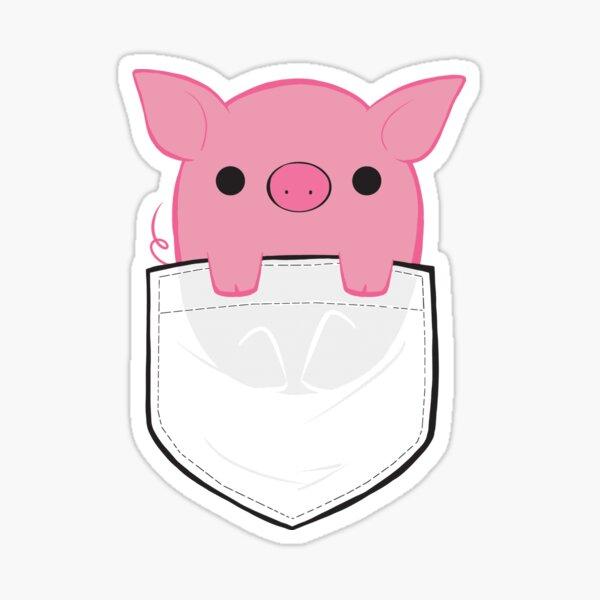 Pocket Pork Sticker