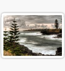 Kiama Coastline Sticker