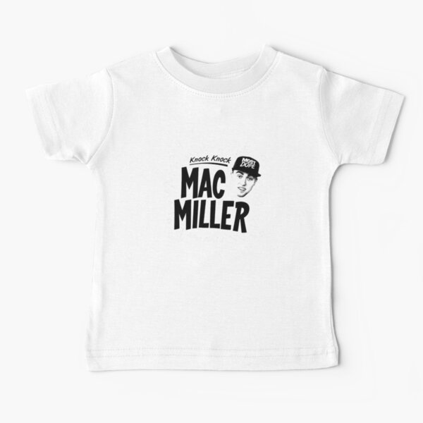 Mac Miller rapero Camiseta para bebés