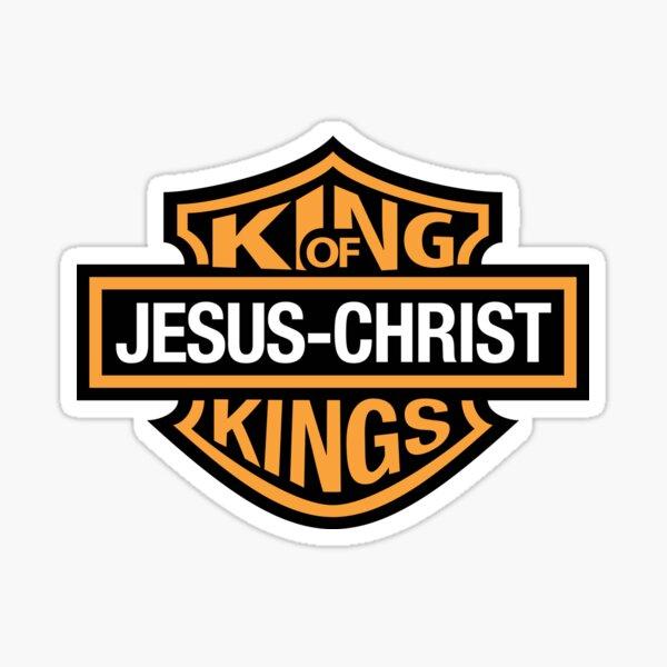 I Love Jesus and Ride A Motorcycle Motorcycle Helmet Sticker Biker Helmet Decal